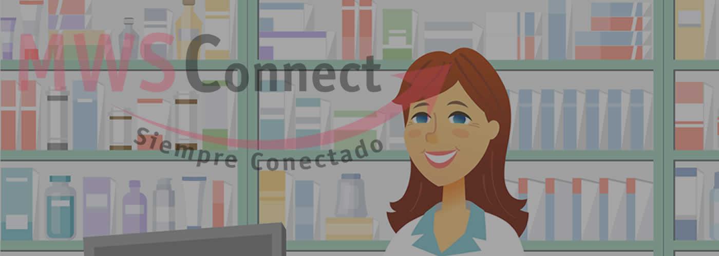 Web de Farmacias conectada con ERP