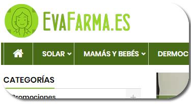 EVAFARMA, FARMACIA ONLINE
