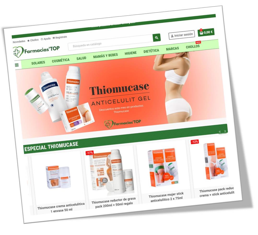 marketplace de farmacia ejemplo farmaciastop